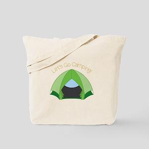 Go Camping Tote Bag