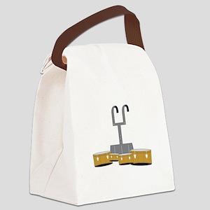 Quad Drums Canvas Lunch Bag