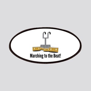 Marching Beat Patch