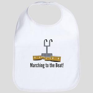 Marching Beat Bib