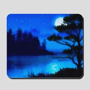 Sparkling Lake Mousepad