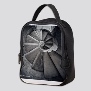 Sagrada's Staircaise Neoprene Lunch Bag