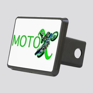 freestyle motocross Rectangular Hitch Cover