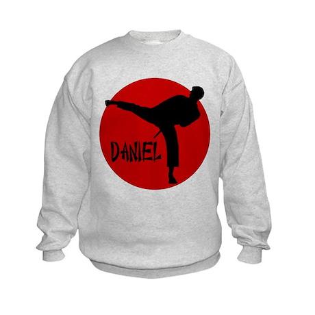 Daniel Martial Arts Kids Sweatshirt