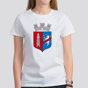 Tirana City Coat of Arms Women's T-Shirt