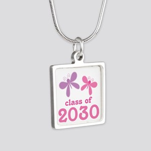2030 butterflies Necklaces