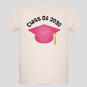 2030 pink hat david T-Shirt