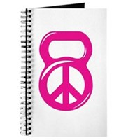 Peace Kettlebell Journal