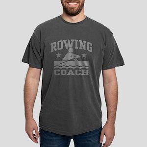 Rowing Coach Mens Comfort Colors Shirt
