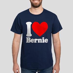 I Heart Bernie Dark T-Shirt