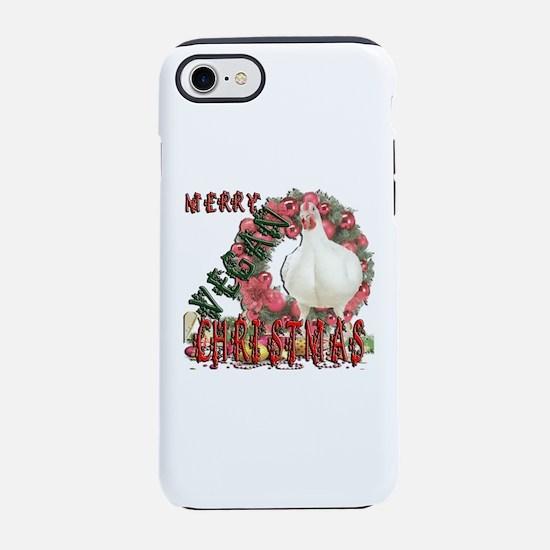 Cute Seasons of love iPhone 8/7 Tough Case