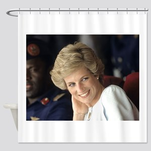 HRH Princess Diana Beautiful! Shower Curtain