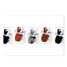 puppybumper Postcards (Package of 8)