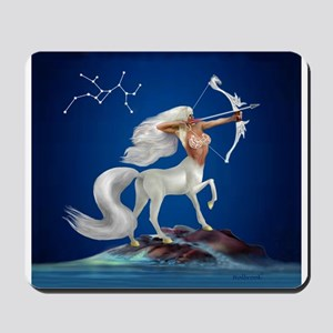 Mystical Sagittarius Mousepad