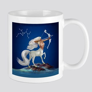 Mystical Sagittarius Mugs