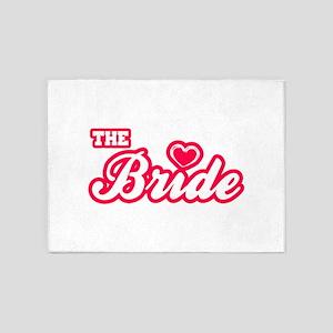The Bride 5'x7'Area Rug