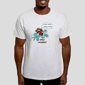 Adios Amoebas Light T-Shirt