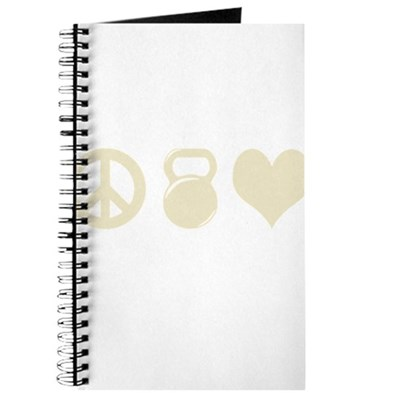 Peace Weight Love Journal