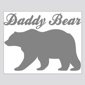 Daddy Bear Small Poster