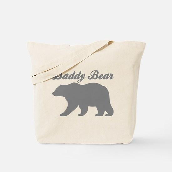 Daddy Bear Tote Bag