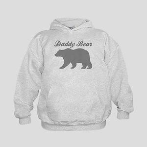 Daddy Bear Kids Hoodie