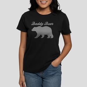 Daddy Bear Women's Dark T-Shirt