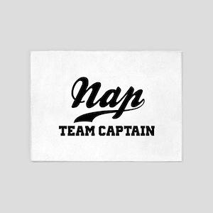 Nap Team Captain 5'x7'Area Rug