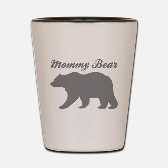 Mommy Bear Shot Glass