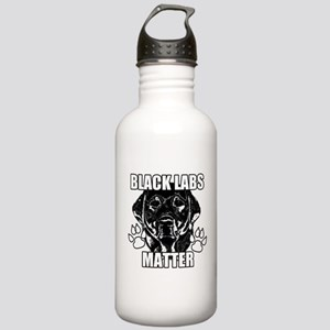 BLACK LABS MATTER 2 Stainless Water Bottle 1.0L