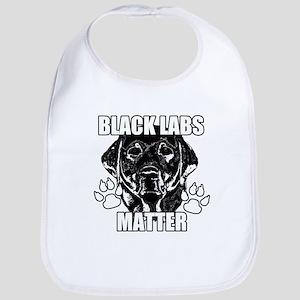 BLACK LABS MATTER 2 Bib
