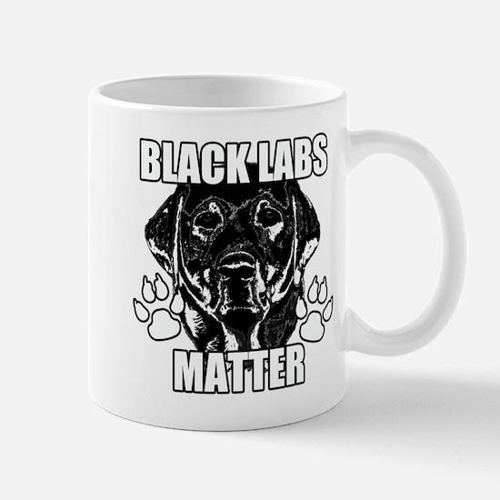 BLACK LABS MATTER 2 Mug