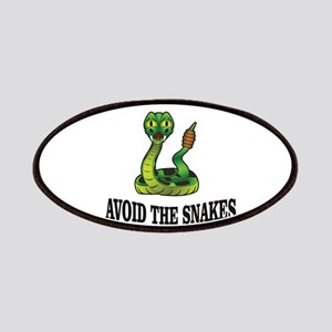 Avoid the snakes in life Patch