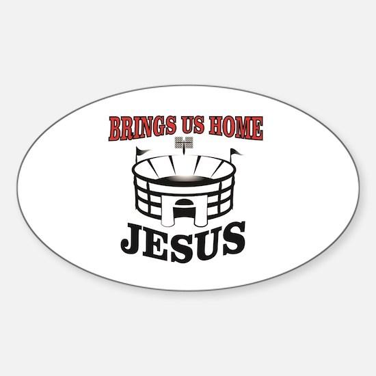 bring us home Jesus Decal