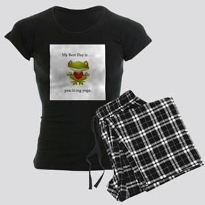 Best Day Frog Yoga Gifts Pajamas