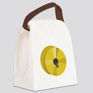 Cymbals Canvas Lunch Bag