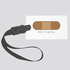 Hold It Together Luggage Tag