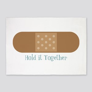 Hold It Together 5'x7'Area Rug