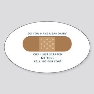 Have A Bandaid Sticker
