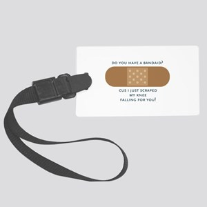 Have A Bandaid Luggage Tag
