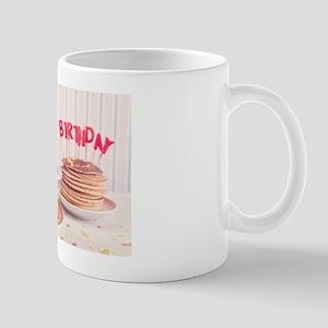 Birthday pancakes Mugs