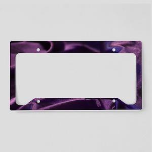 Shiny License Plate Holder