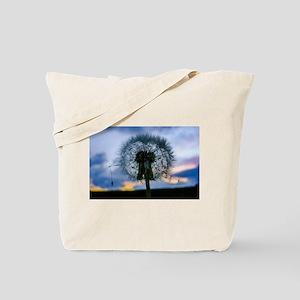 Dandelion Tote Bag