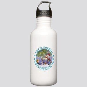 Why be Normal? Where's Stainless Water Bottle 1.0L