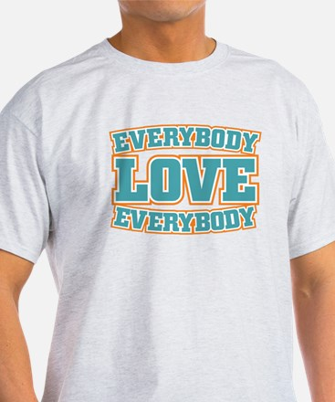 Unique Love and basketball T-Shirt