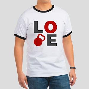 Love Kettlebell Ringer T