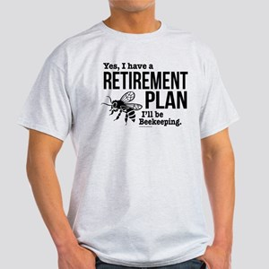 Beekeeping Retirement T-Shirt