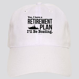 Boating Retirement Cap