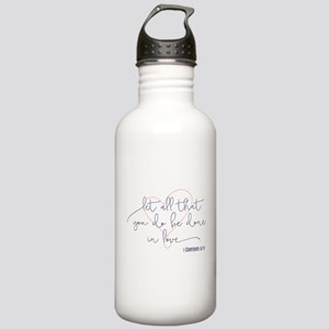 Done in Love Stainless Water Bottle 1.0L