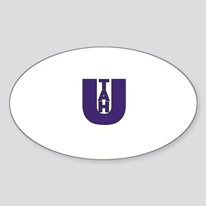 Blue Utah Sticker