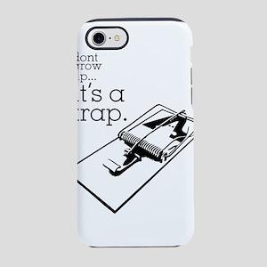 don't grow up iPhone 8/7 Tough Case